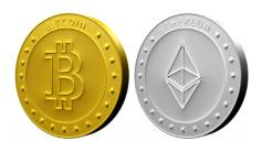 Weltportfolio - Kryptowährungen wie Bitcoin und Ethereum als Turbo