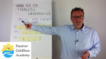 YouTube-Kanal von Passiver Geldfluss - hier zeigt Lars Hattwig Wege zur finanziellen Unabhängigkeit auf.